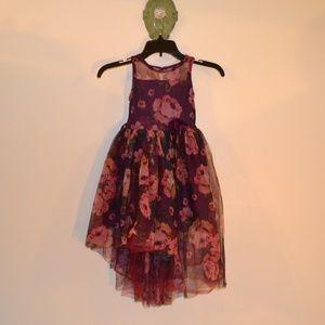 🖍ZUNIE FLORAL GIRLS DRESS